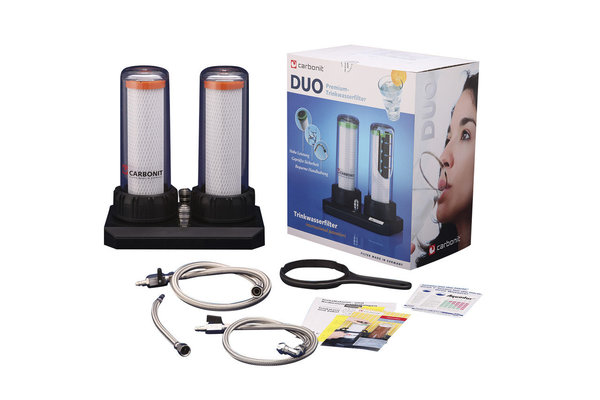 Carbonit DUO HPP Puro Wasserfilter